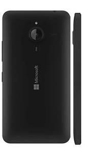 Оригинальная задняя панель корпуса (крышка) для Microsoft 640 XL Lumia (Черная)