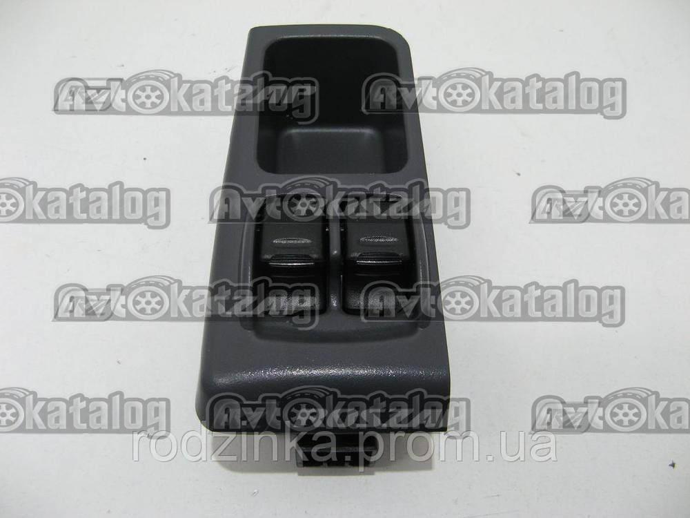 Блок стеклоподъемников Ланос 2 кнопки GM