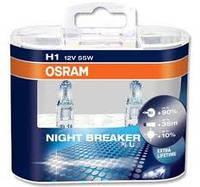 Лампа H1 55w 12v 64150nbp duo (2шт) osram, фото 1