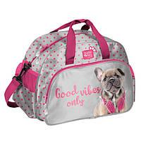 Велика дитяча спортивна сумка Paso Studio Pets Собачка