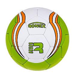 Go Мяч спотривный футбольный Grippy Ronex Rio Green M83-282607