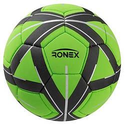 Go Мяч футбольный спортивный, лучший мячик для игры в футбол Cordly Ronex Mlt зеленый M83-282611