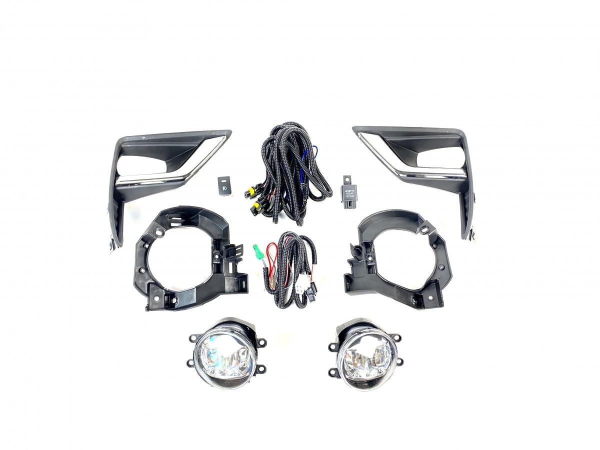Комплект протитуманних фар LED для Toyota Land Cruiser Prado 150 2018-2020