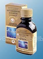 Витаминное ассорти, серия напитков «Здравица» - энергетический баланс без кофеина