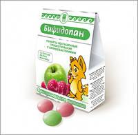 Конфеты молочные обогащенные Бифидопан (нормализует микрофлору желудочно-кишечного тракта)