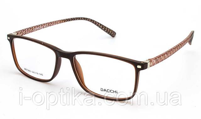 Чоловіча пластикова оправа Dacchi, фото 2