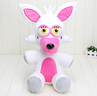 Мягкая фирменная оригинальная игрушка Мангл 20 см 5 ночей с Фредди Аниматроники Фнаф