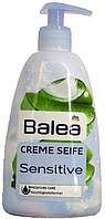 Мыло жидкое DM Bаlea Creme Seife Sensitive 500мл.