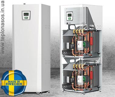 Грунтовый тепловой насос EcoPart 425 PRO, 25 кВт