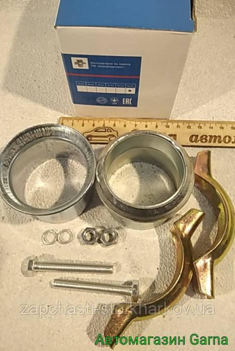 Соединитель, муфта выхлопной системы, трубы, глушителя д.60 мм СК