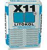 Litokol LITOKOL X11 20 кг - улучшенный цементный клей ( X110020 )