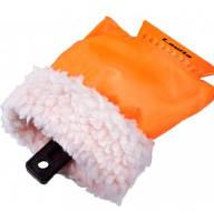 Скребок - рукавичка