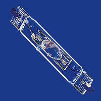 Лампа цветная BLV HIT-DE 150 bl RX7s-24 Синяя (Германия)