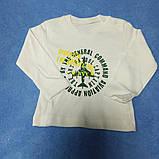 Костюм тёплый модный оригинальный красивый нарядный для мальчика. В комплекте кофта водолазка и джинсы., фото 3