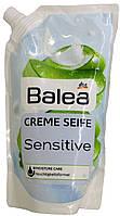 Мыло жидкое Дой Пак DM Bаlea Creme Seife Sensitive 500мл.