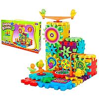Детский конструктор Funny Bricks, (81 деталей)
