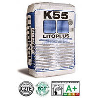Litokol LITOPLUS K55 - цементный белый клей 25 кг ( K550025 )
