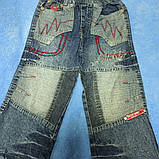 Костюм демісезонний модний оригінальний гарний ошатний для хлопчика. В комплекті кофта і джинси., фото 3