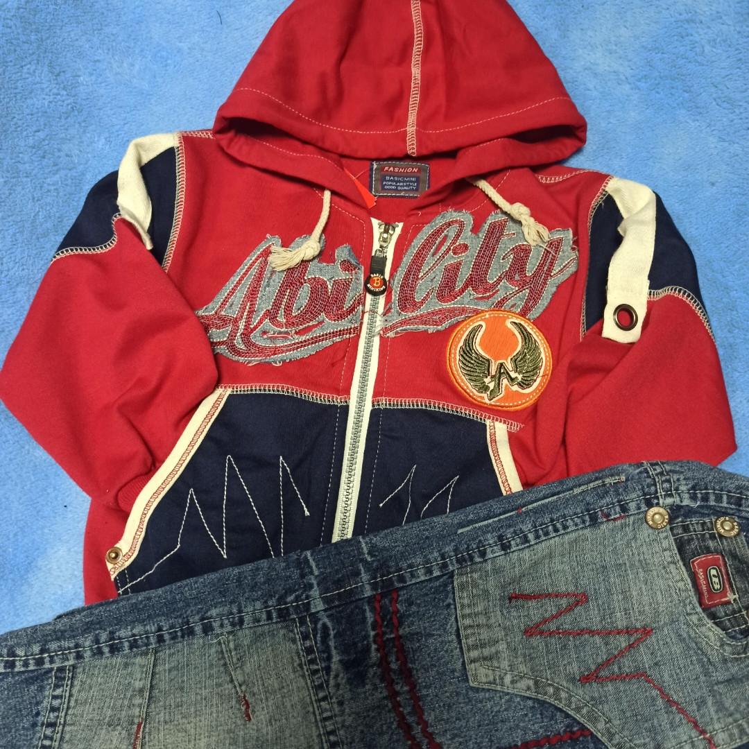 Костюм демісезонний модний оригінальний гарний ошатний для хлопчика. В комплекті кофта і джинси.