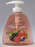 Натуральное жидкое мыло линии SPA «Ягодное суфле»