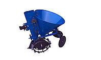 Картофелесажалка КСМ-1Ц (синяя)