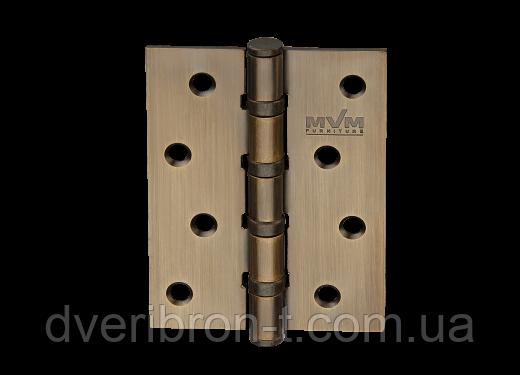 Петля для дверей стальная универсальная  mvm H-100 MACC