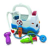 Развивающая, ролевая игрушка «Мобильный набор доктора»  LeapFrog!