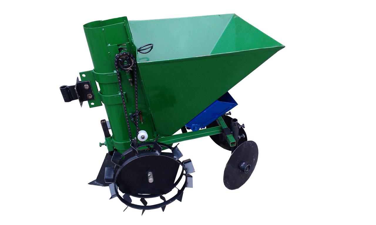 Картоплесаджалка КСМ-1ЦУ (зелена)