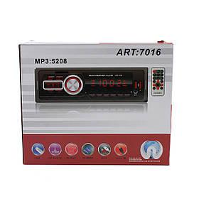 Автомагнітола MP3 5208 ISO