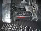 Коврики в салон для SsangYong Korando (10-) полиуретановые 218040101, фото 3