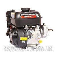 Двигатель бензиновый Weima WM170F-1050 (R) New (7 л.с.,для WM1050, ФАВОРИТ редуктор, шпонка), фото 4
