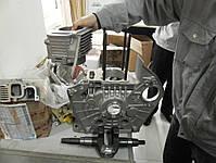 Двигатель дизельный Weima WM188FBE (вал под шпонку) 12 л.с. эл.старт, съемный цилиндр, фото 2