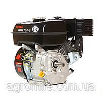Двигатель бензиновый Weima WM170F-S New (HONDA GX210) (шпонка, вал 20 мм, 7.0 л.с.), фото 7