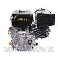 Двигун бензиновий Weima WM190F-L (R) NEW (вал під шпонку, 25 мм, 16 л. с., редуктор ), фото 5