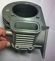 Двигатель дизельный Weima WM186FBE (вал под шлицы) 9.5 л.с. съёмный цилиндр, фото 8