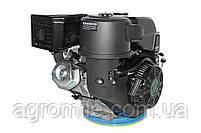 Двигатель бензиновый GrunWelt GW460FE-S (18 л.с., шпонка), фото 5