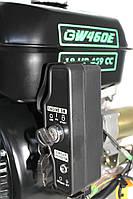 Двигатель бензиновый GrunWelt GW460FE-S (18 л.с., шпонка), фото 7