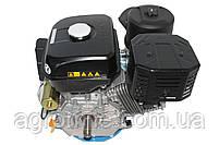 Двигатель бензиновый GrunWelt GW460FE-S (18 л.с., шпонка), фото 8
