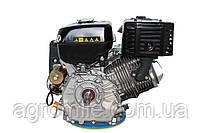 Двигатель бензиновый GrunWelt GW460FE-S (18 л.с., шпонка), фото 9