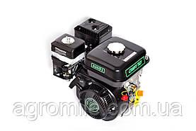 Двигатель бензиновый GrunWelt GW170F-S NEW Евро 5 (шпонка, вал 20 мм, 7.0 л.с.)