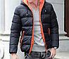 Мужская куртка Armani EA7 design СС5855
