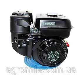 Двигун бензиновий GrunWelt GW230-T/20 Євро 5 (шліци, вал 20 мм, 7.5 л. с.)
