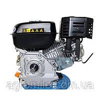 Двигатель бензиновый GrunWelt GW230-T/20 Евро 5 (шлицы, вал 20 мм, 7.5 л.с.), фото 3