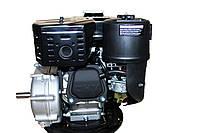 Бензиновый двигатель Weima WM170F-S (CL) (центробежное сцепление, вал 20 мм, шпонка), фото 6
