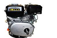 Двигатель бензиновый GrunWelt GW170F-S (CL) (центробежное сцепление, шпонка, вал 20 мм, 7.0 л.с.), фото 6
