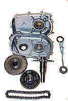 Двигун бензиновий Weima WM188F-S (CL) (відцентрове зчеплення, 13 л. с., шпонка 25 мм), фото 8
