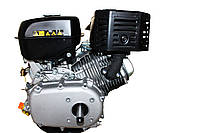 Двигун бензиновий WEIMA WM192FE-S (CL) (відцентрове зчеплення, шпонка 25 мм, ел/старт), фото 8