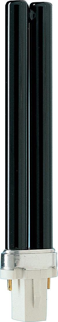 Лампа ультрафиолетовая PHILIPS PL-S 9W/08 BLB G23