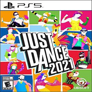 Just Dance 2021 (російські субтитри) PS5