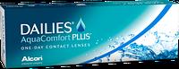 Однодневные контактные линзы Dailies Aqua comfort Plus 30